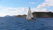 Oneway Segelreise Palermo Lefkas Sizilien Griechenland HELMSail